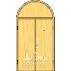 Металлическая дверь - 33-16