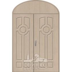 Входная металлическая дверь 66-18