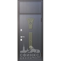 Входная металлическая дверь 16-13