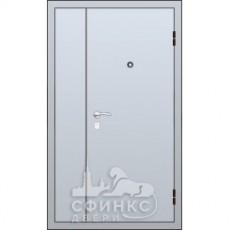 Металлическая дверь - 20-02