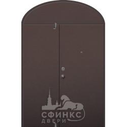 Входная металлическая дверь 66-26