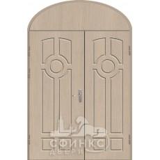 Металлическая дверь - 66-18