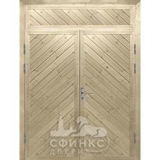 Металлическая дверь - 54-16