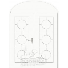 Металлическая дверь - 66-23