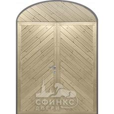 Металлическая дверь - 32-05