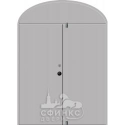 Входная металлическая дверь 34-15