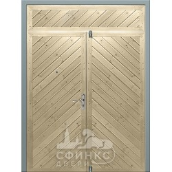Входная металлическая дверь 54-16