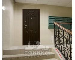 Входная металлическая дверь 06-11