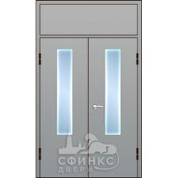 Входная металлическая дверь 58-105